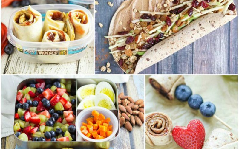 21 Creative Back-to-School Lunch Ideas