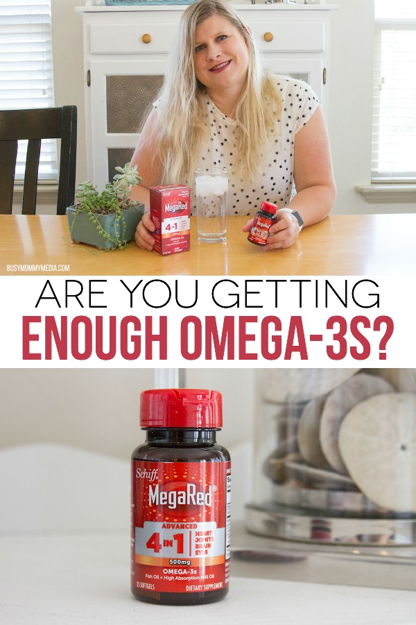 Are you Getting Enough Omega-3s?