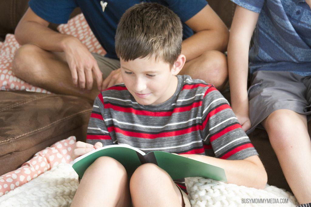 Raising kids who are changemakers
