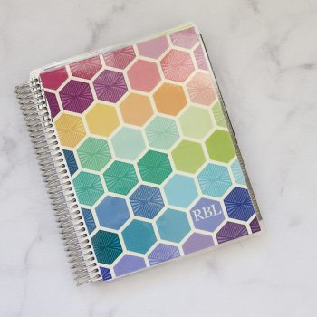 Erin Condren Deluxe Monthly Planner Review