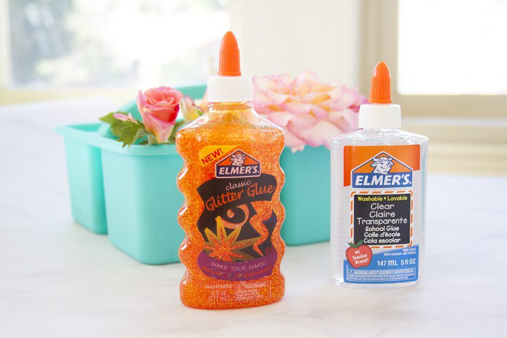 Elmer's Glue Suncatcher
