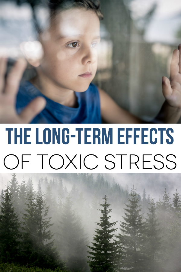 The Long-Term Effects of Toxic Stress