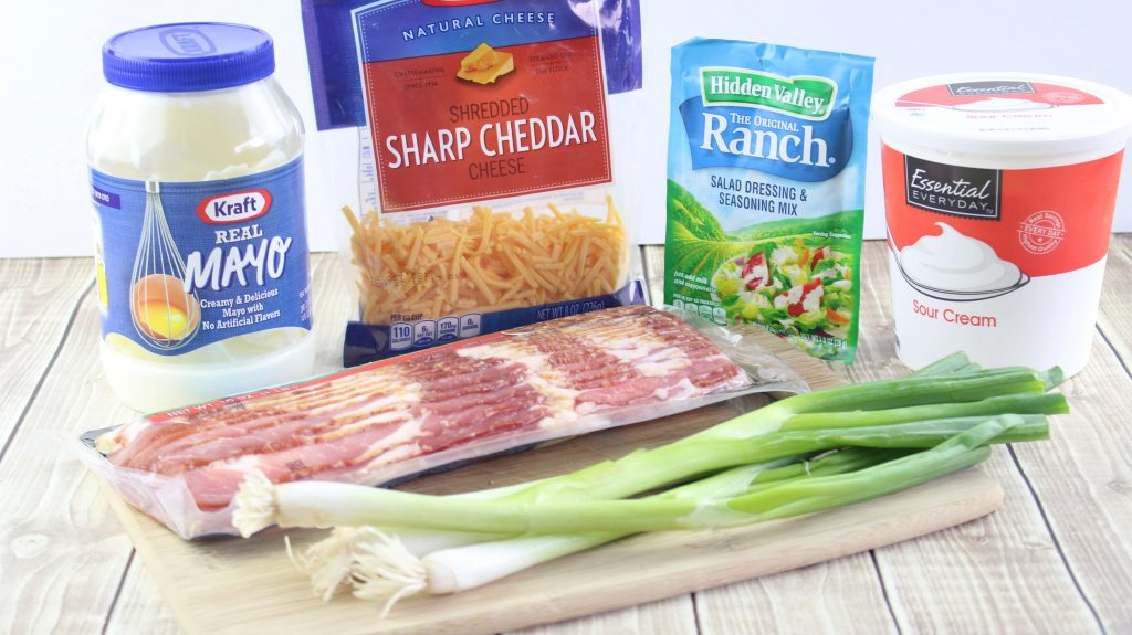 Ranch Dip Ingredients