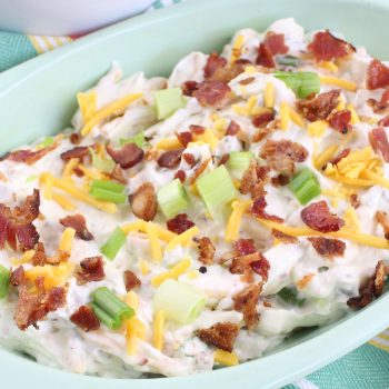 Loaded Ranch Dip
