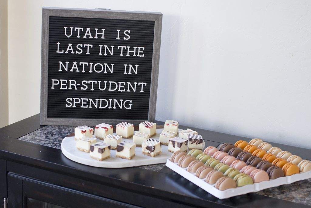 Question 1 - Utah Schools