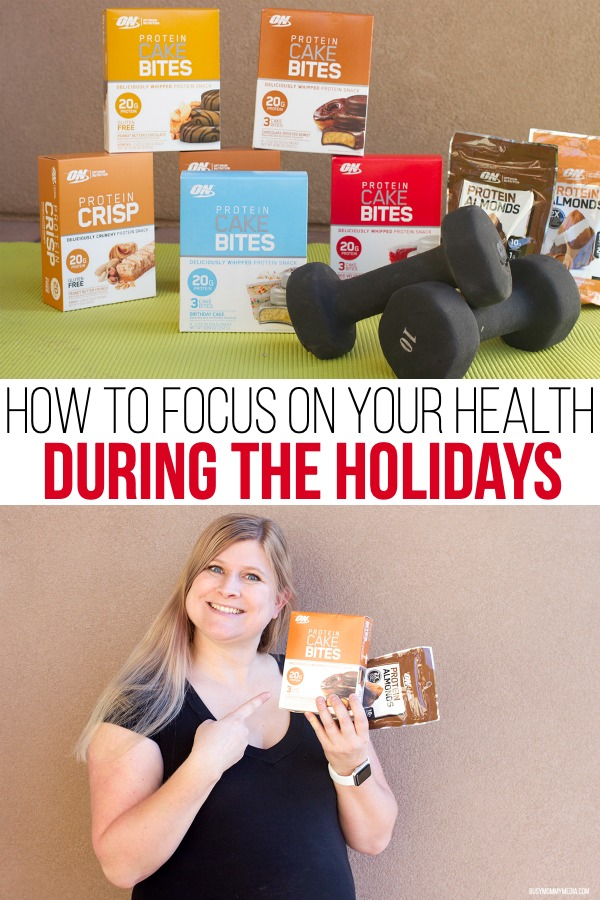 How to Focus on Your Health During the Holidays