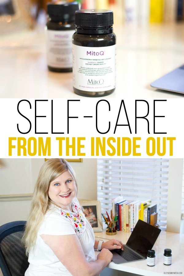 Self-care from the Inside Out with MitoQ