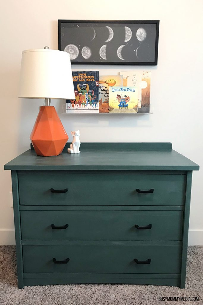 Facebook Marketplace Dresser Makeover