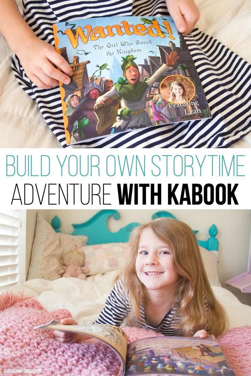 Build Your Own Storytime Adventure with Kabook