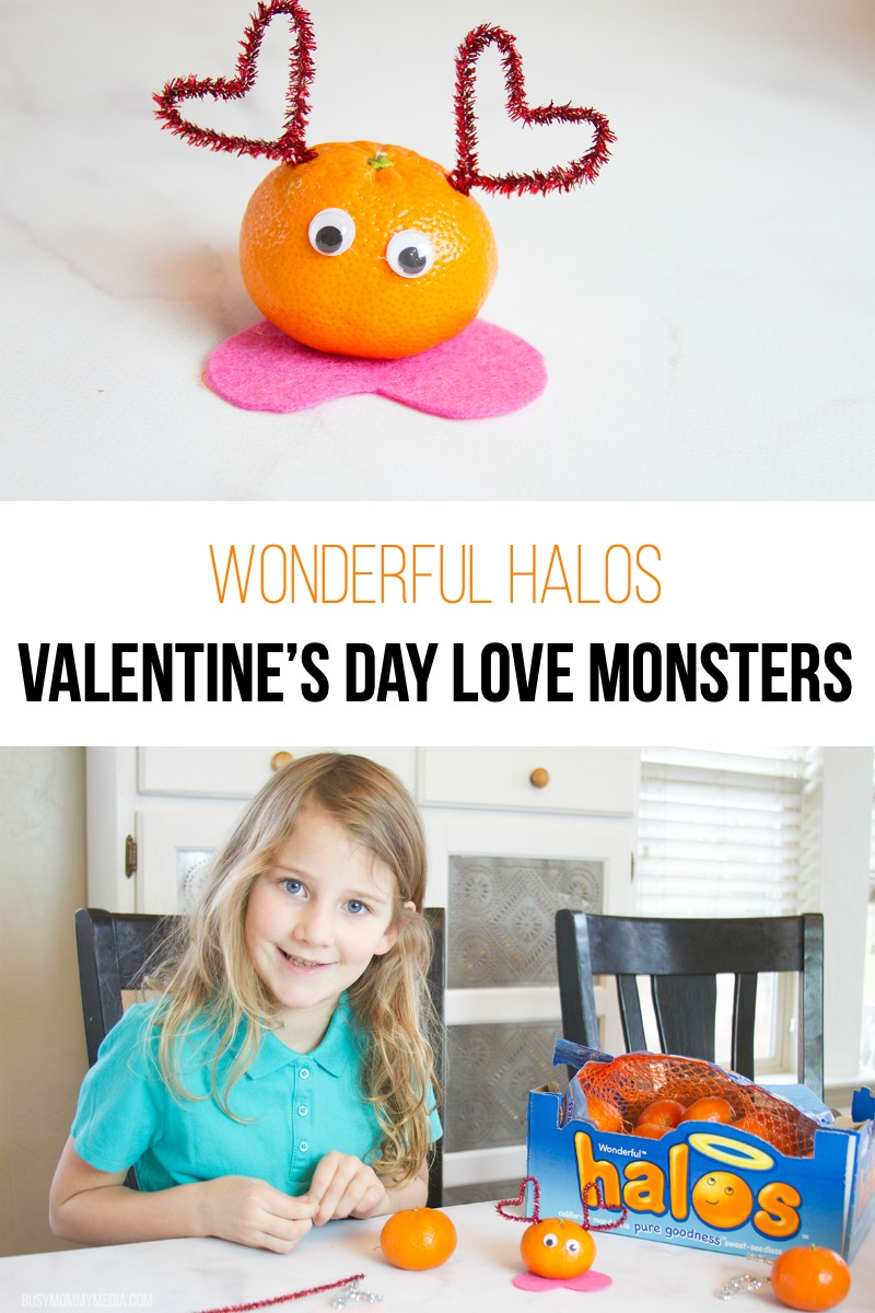 "Wonderful Halos ""Valentine's Day Love Monsters"""