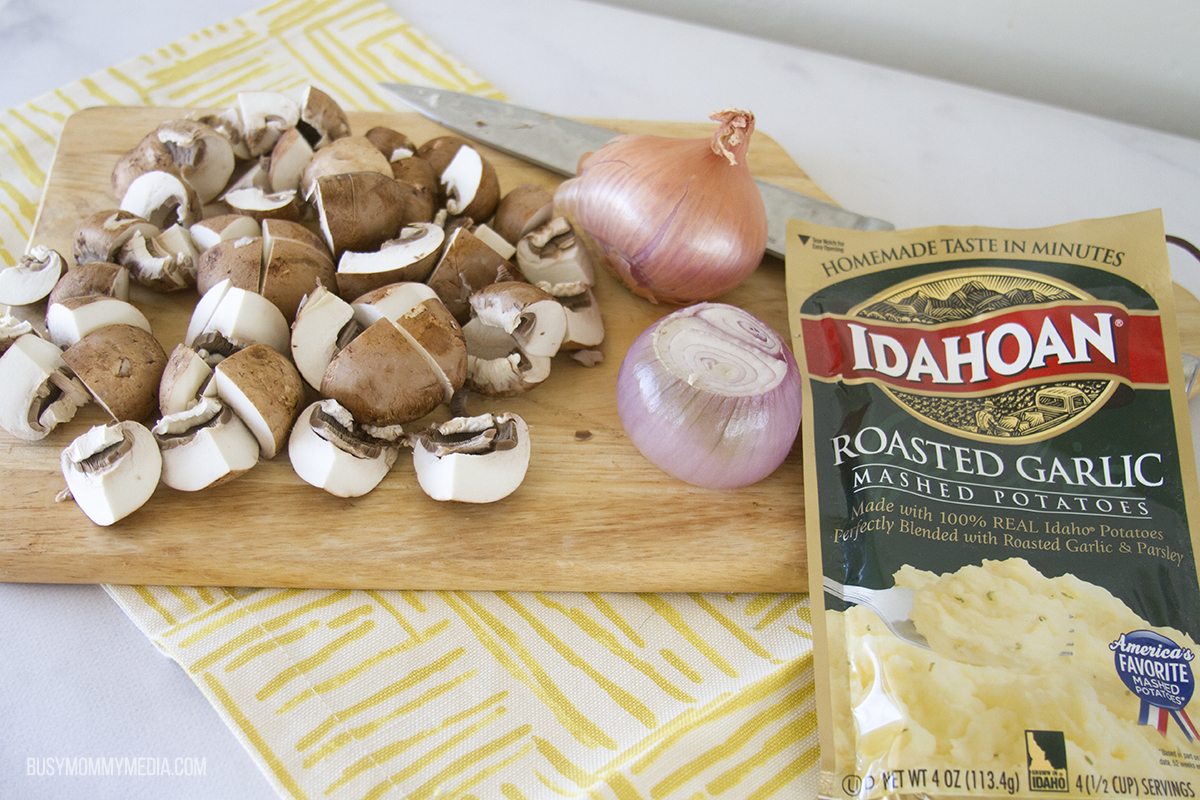 Idahoan® Mashed Potatoes