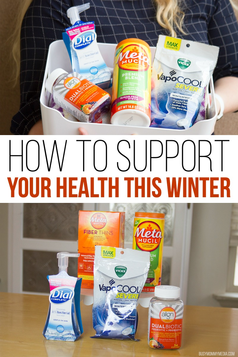 How to Support your Health This Winter