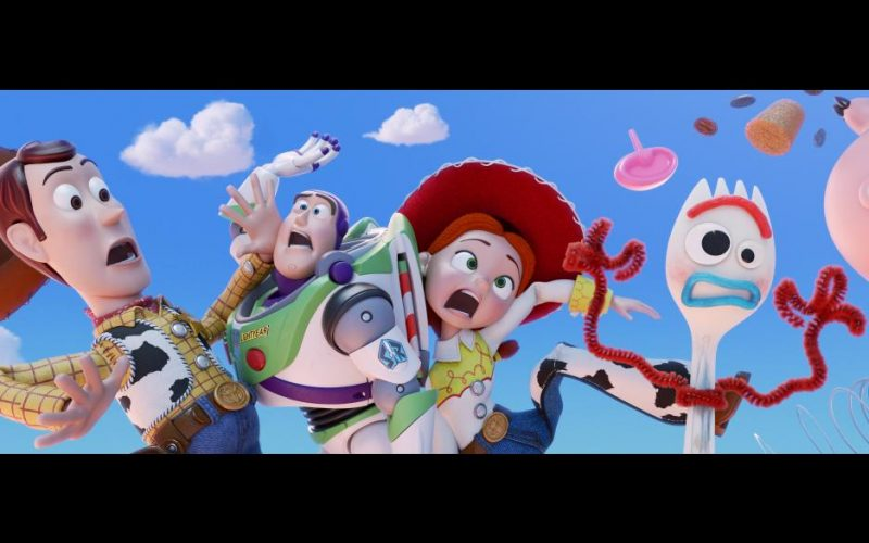 Disney Released the First Trailer for Toy Story 4 and it is Epic