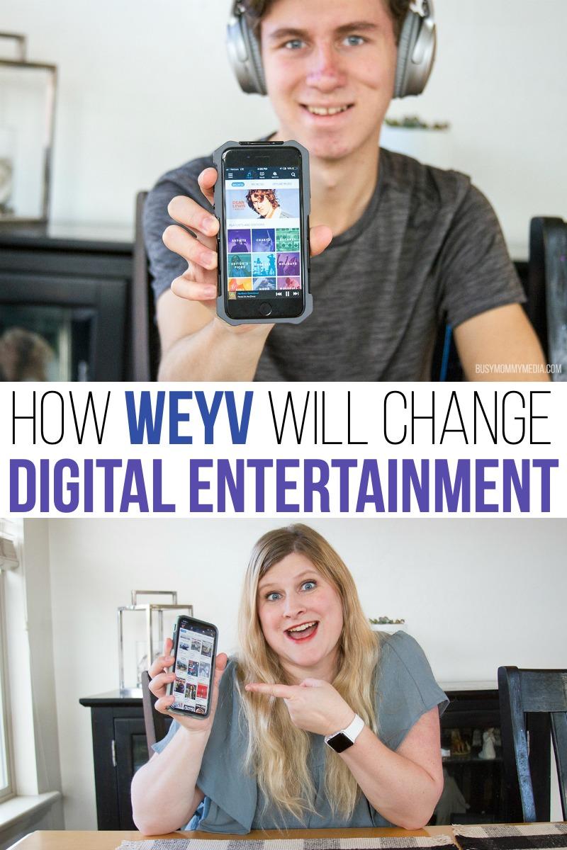 How Weyv Will Change Digital Entertainment