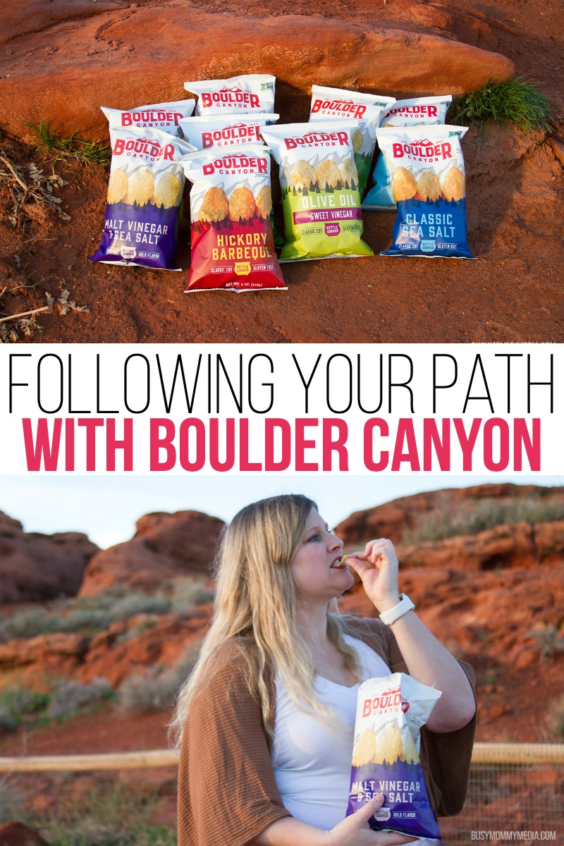 Following Your Path with Boulder Canyon