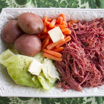 Intant Pot Corned Beef