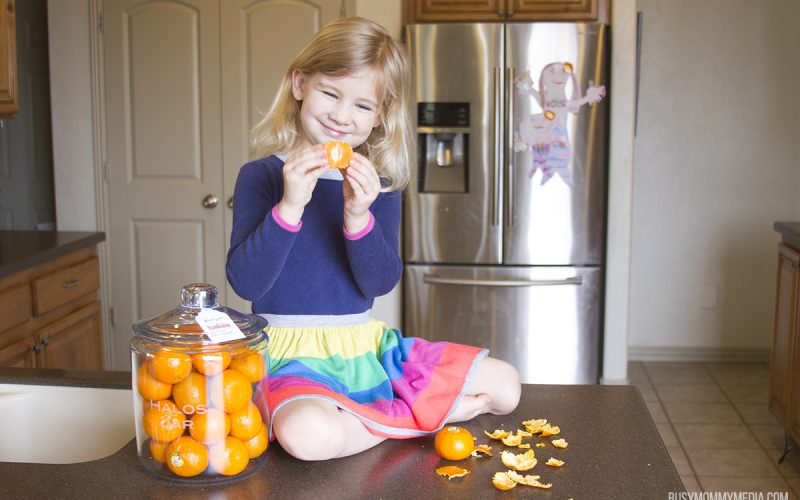 How to Encourage Healthy Snacking After School