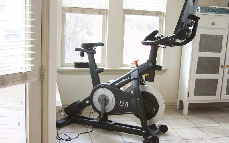 Simplify your Workouts with the NordicTrack S22i Studio Cycle