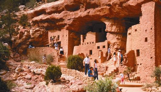 Manitou Cliff Dwellings