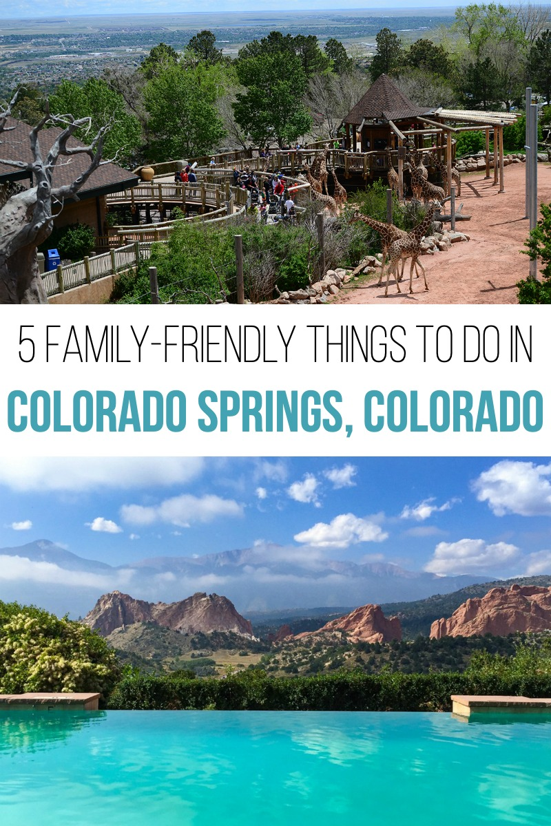 5 Family-Friendly Things to Do in Colorado Springs