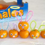 Halos Bunnies for Easter