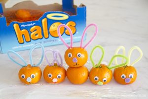 Wonderful Halos DIY Easter Bunnies Craft