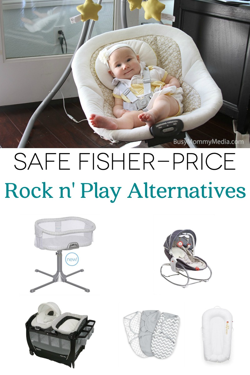 Safe Fisher-Price Rock n' Play Alternatives