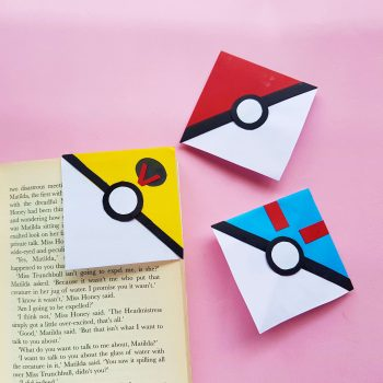 Pokémon Bookmark