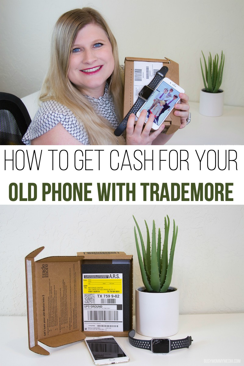 How to Get Cash for Your Old Phone with Trademore