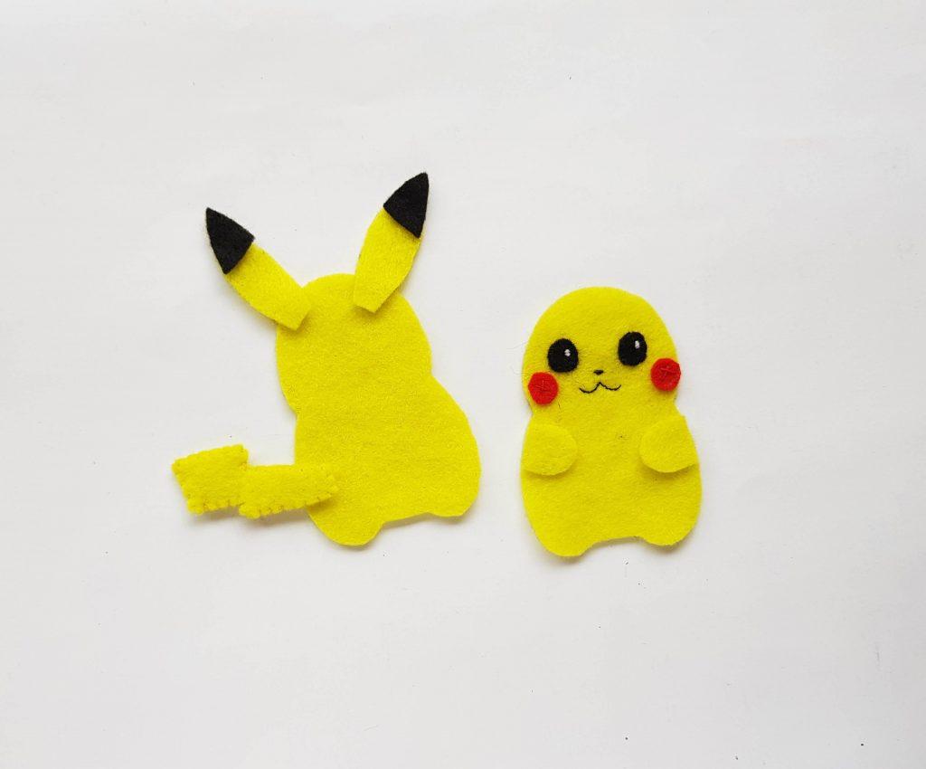 Felt Pikachu