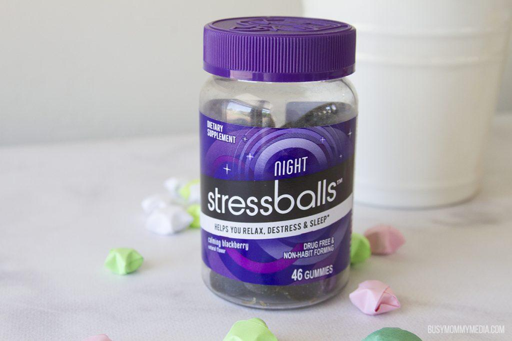 Stressballs Night