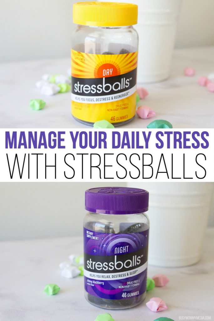 Manage your Daily Stress with Stressballs