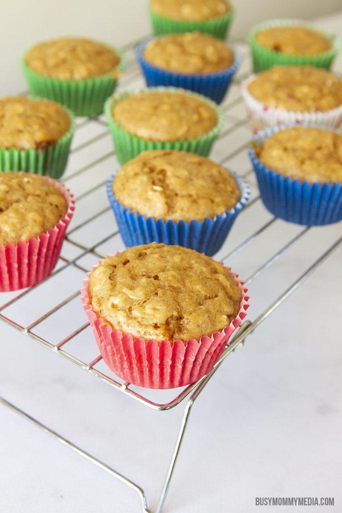 Peanut Butter Muffin