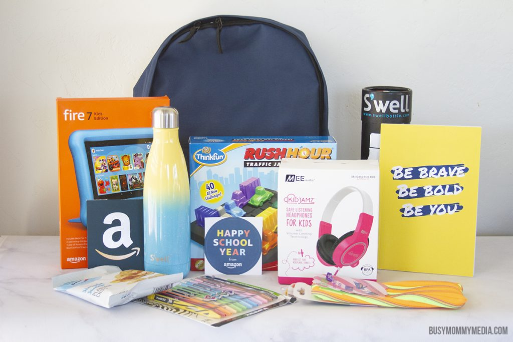 back to school essentials from Amazon
