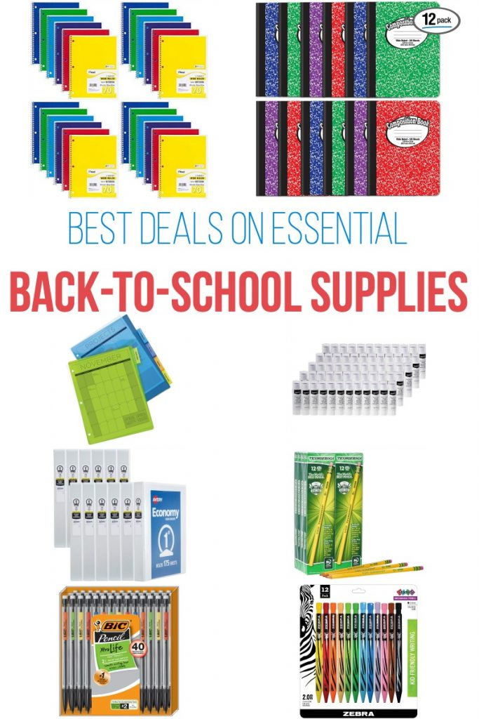 Essential Back-to-School Supplies