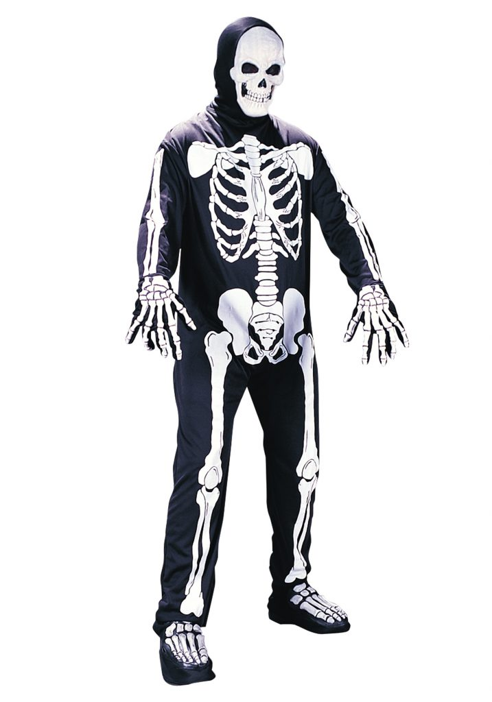 Skeleton Costume for Teens