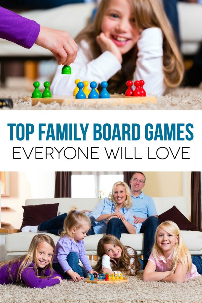 top family board games