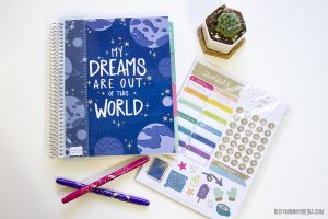 A Look at the Erin Condren Kids Planner