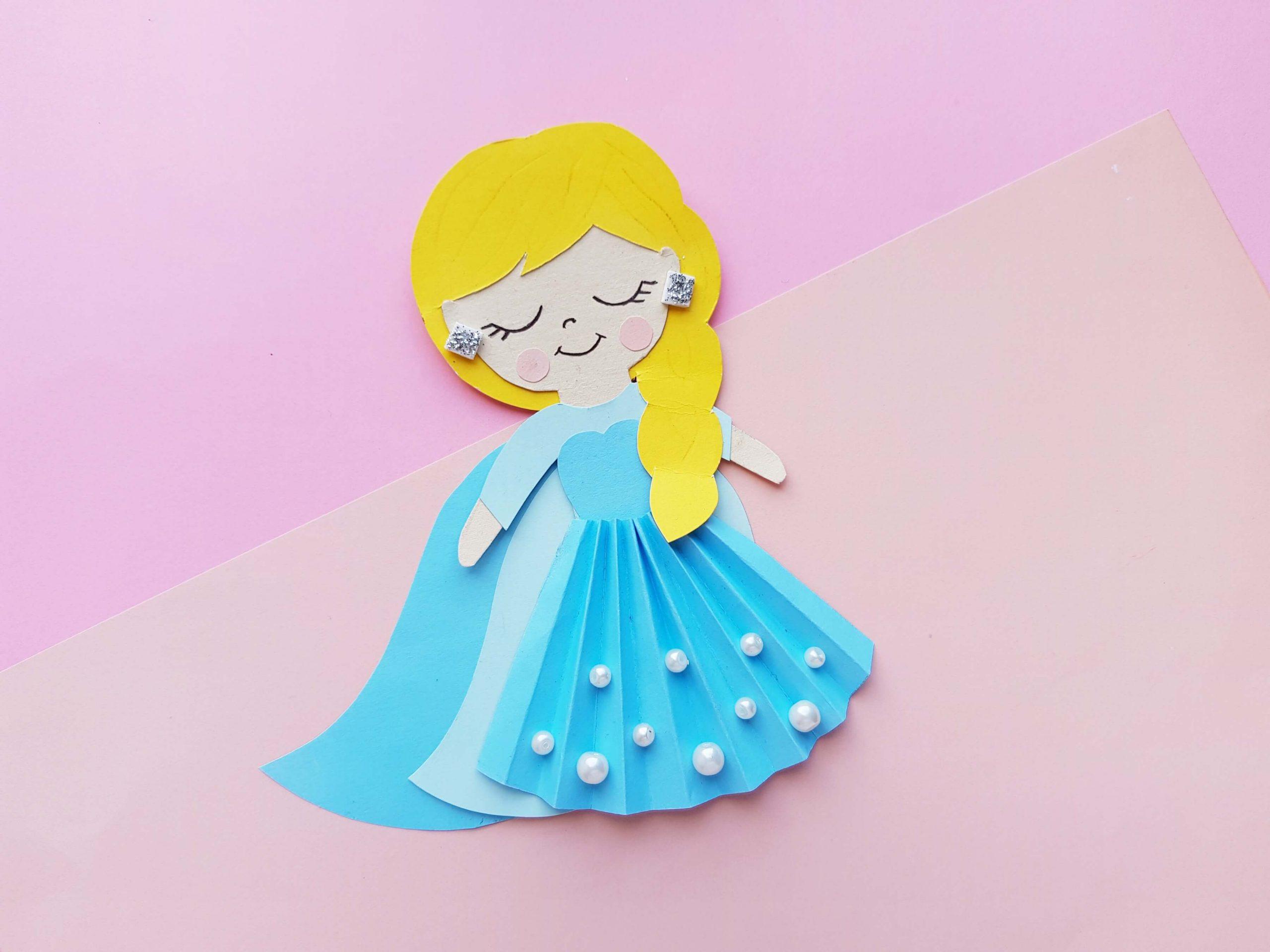 Elsa Craft for Kids